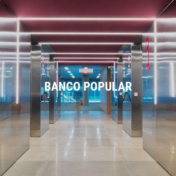 Proyecto Banco Popular
