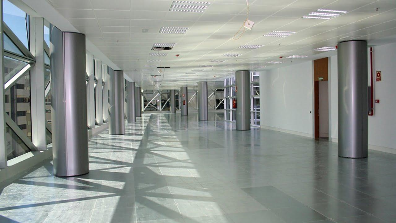 Edificio de oficinas en Isabel Coulbrand