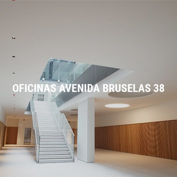 Oficinas Avenida Bruselas 38