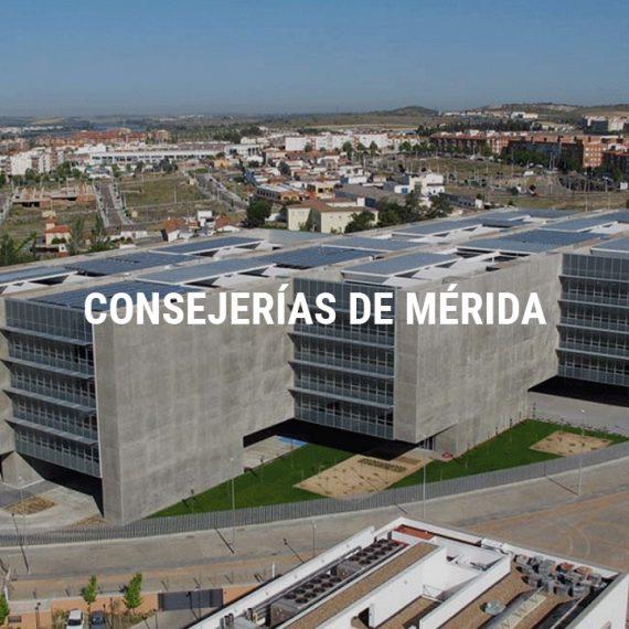 Proyecto Consejerías de Mérida