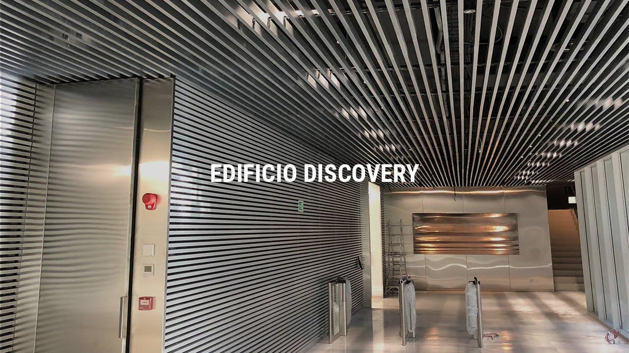 Proyecto Edificio Discovery