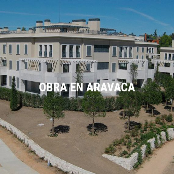 Proyecto Single Home Aravaca