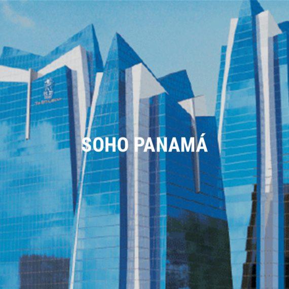Proyecto Soho Panamá.