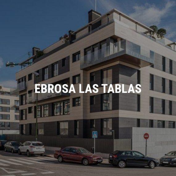 Proyecto Ebrosa Las Tablas