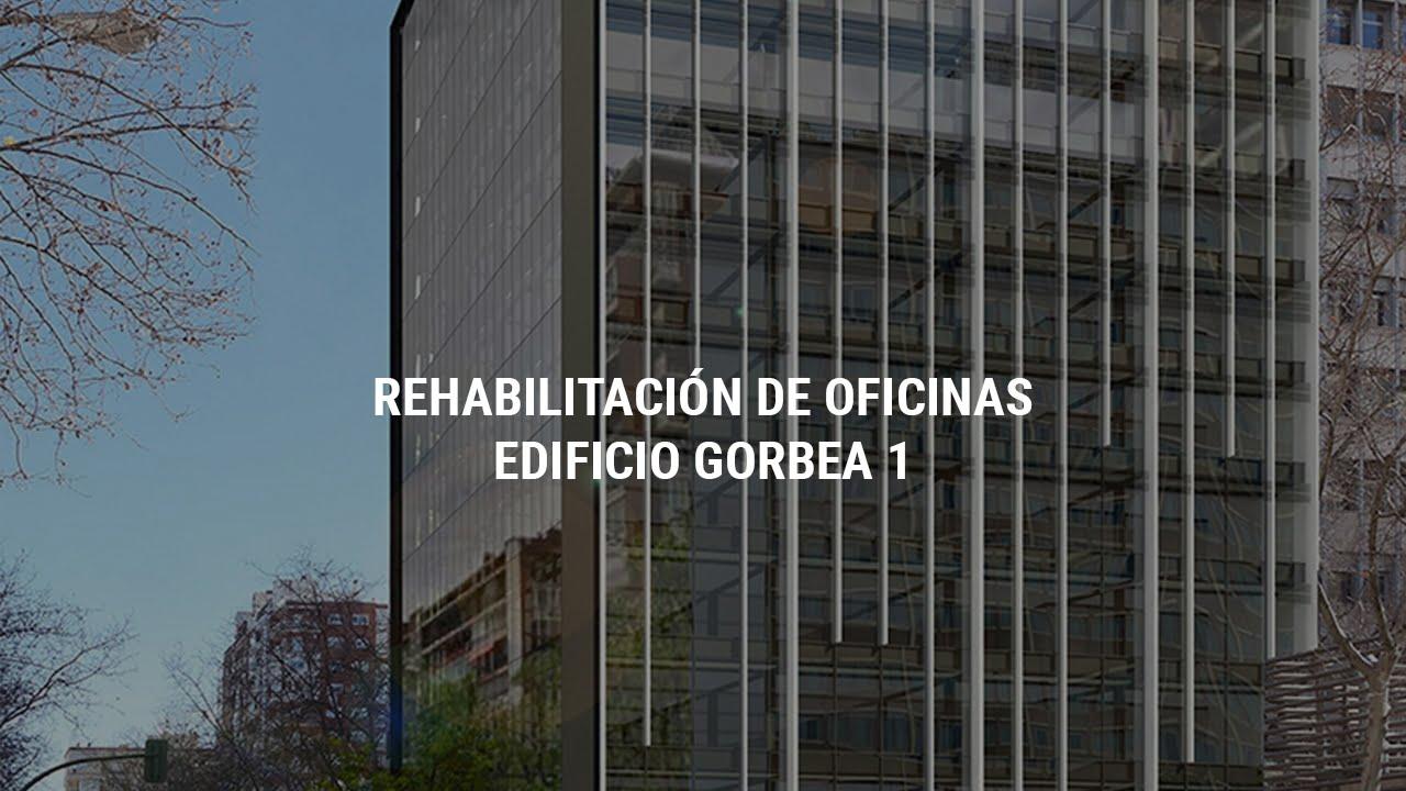 Proyecto Rehabilitación Oficinas Edificio Gorbea 1
