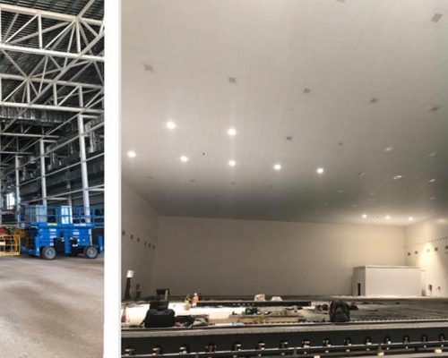 galería Proyecto Airbus getafe