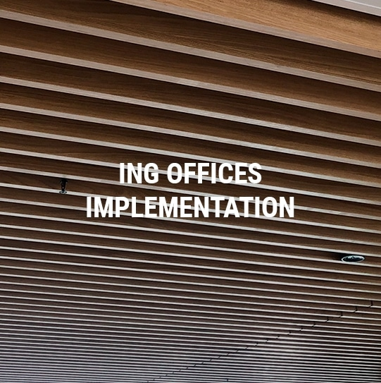 ING Offices Implementation