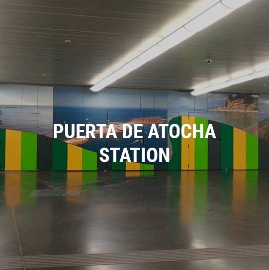 Puerta de Atocha Station Project