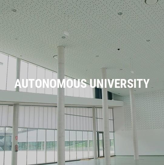 Autonomous University Project